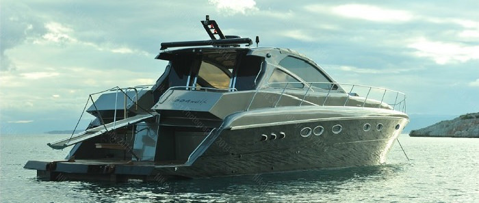 Yacht Moonwalk D-TEC 55